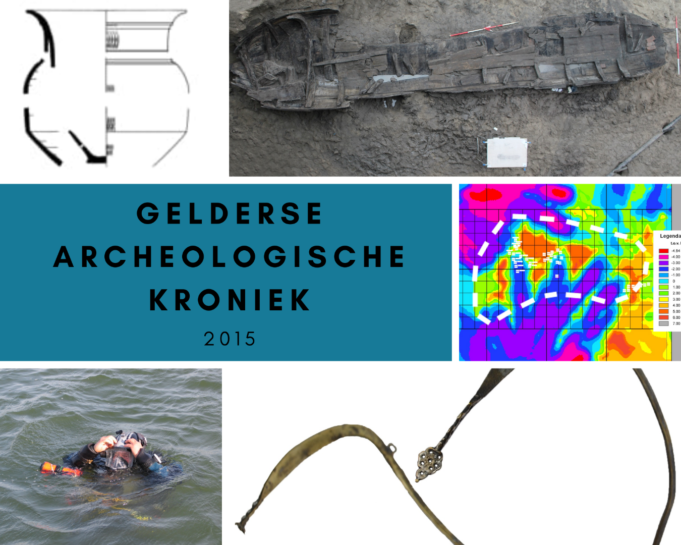 Gelderse Archeologische Kroniek 2015