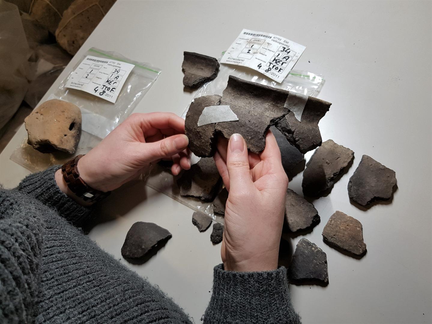 Lees het archeologische verhaal uit jouw omgeving