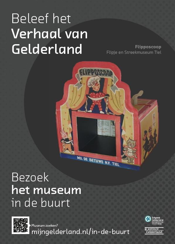 Beleef het Verhaal van Gelderland