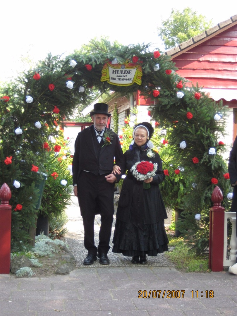Hedendaags Een traditionele Achterhoekse bruiloft | Mijn Gelderland LR-96