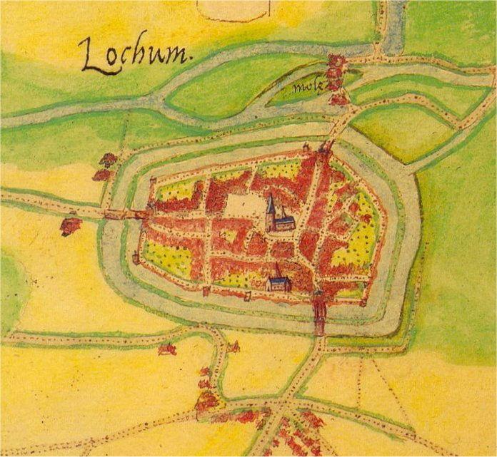 Stad Lochem Mijn Gelderland