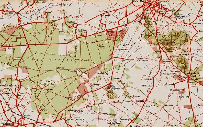 Engelse Wapendropping Voor Het Achterhoeks Verzet Mijn Gelderland